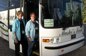 Hope on wheels bus tour annual bus trip began in 2010