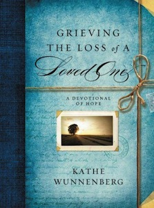 Grieving the Loss of a loved one cover