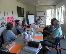HL-Write Retreat writers teaching workshop
