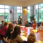 kathe at speak up conference